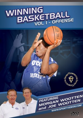 Winning Basketball: Offense DVD with Coach Morgan Wootten