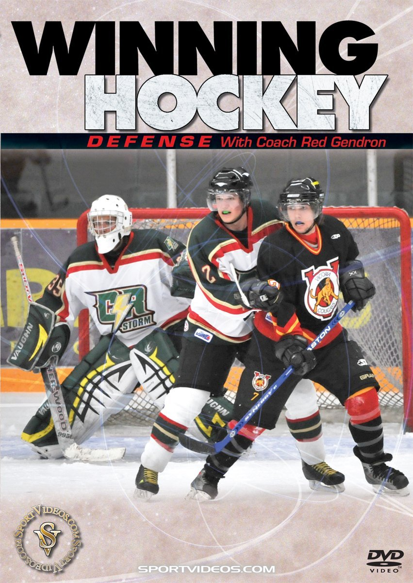 Winning Hockey: Defense DVD or Download - Free Shipping