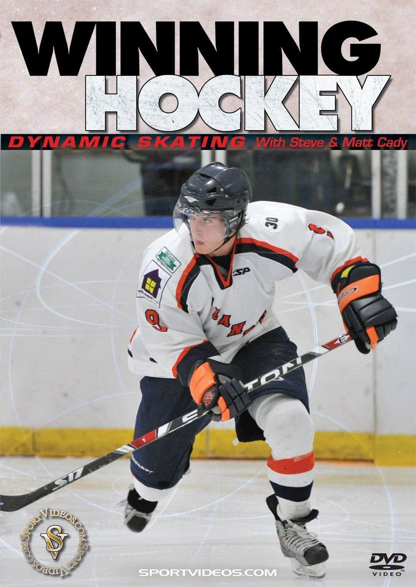 Winning Hockey: Dynamic Skating DVD or Download - Free Shipping