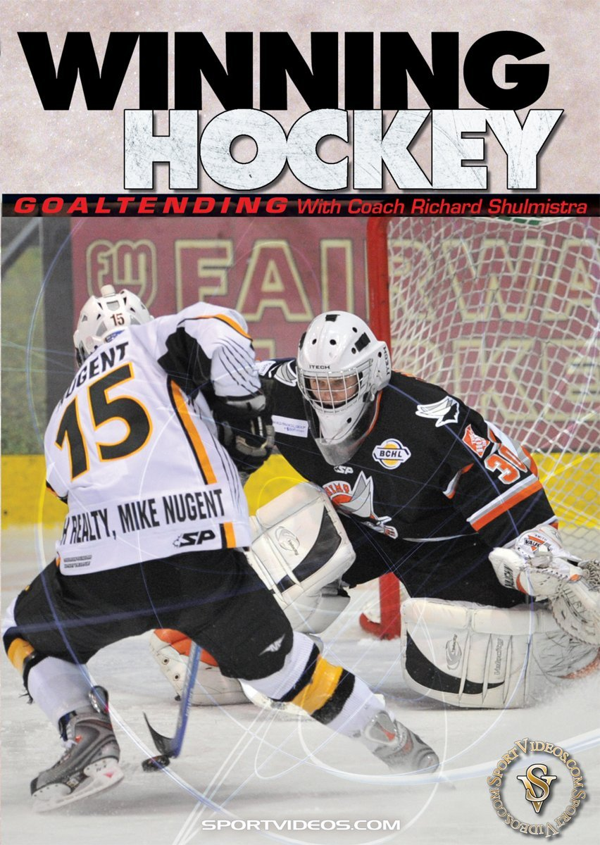 Winning Hockey: Goaltending DVD or Download - Free Shipping