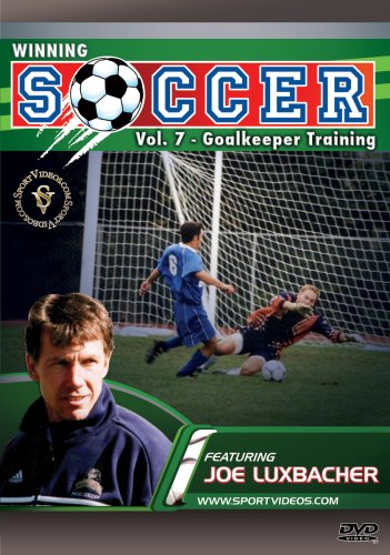 Winning Soccer: Goalkeeper Training DVD with Coach Dr. Joseph Luxbacher