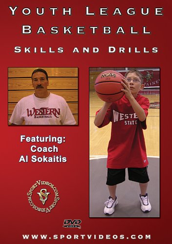 Youth League Basketball Skills and Drills DVD or Download - Free Shipping