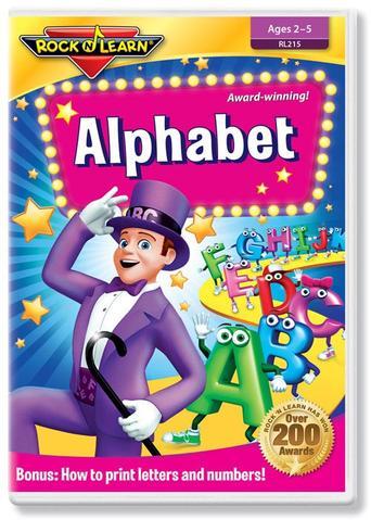 Alphabet (DVD)