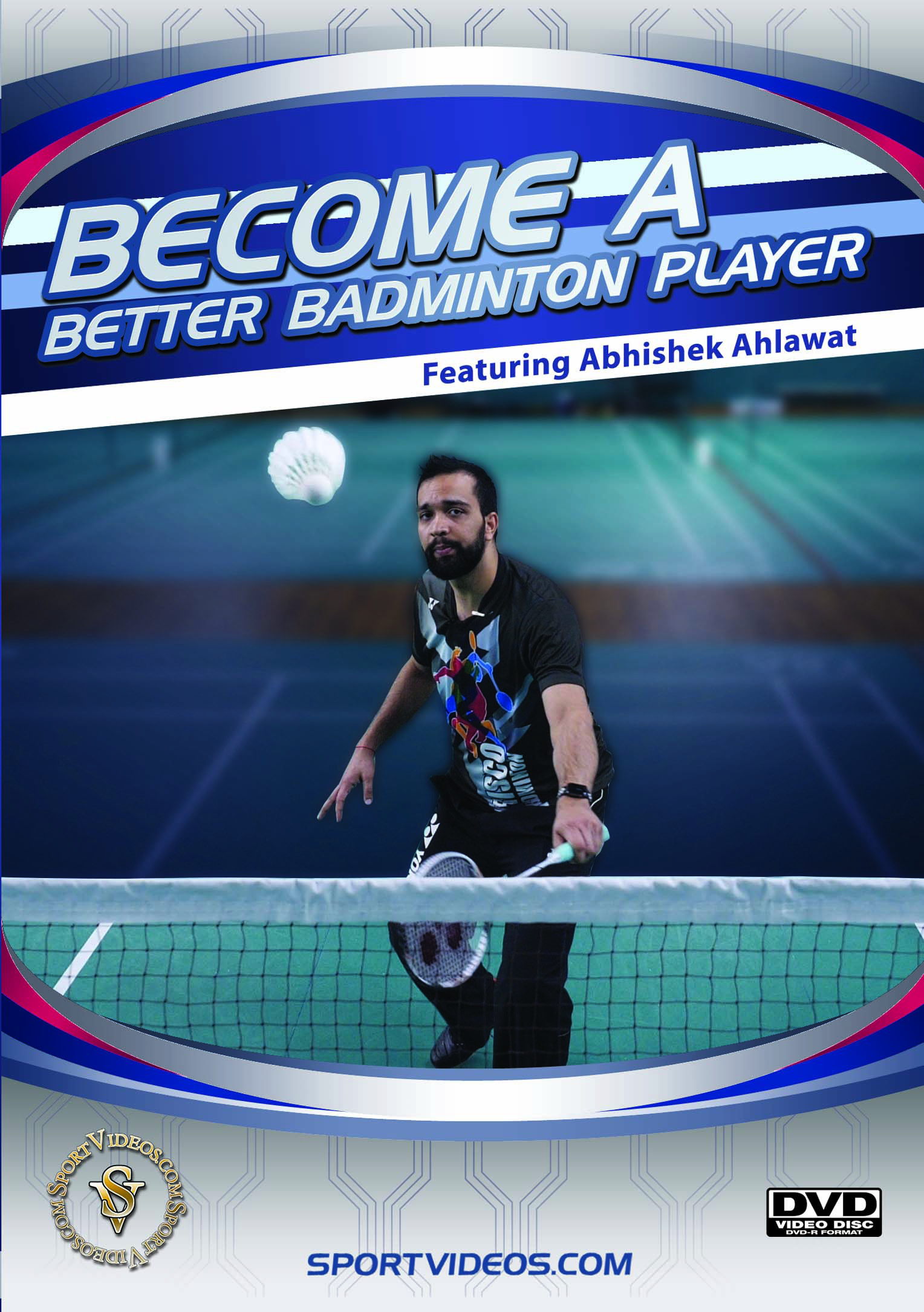 Become A Better Badminton Player DVD