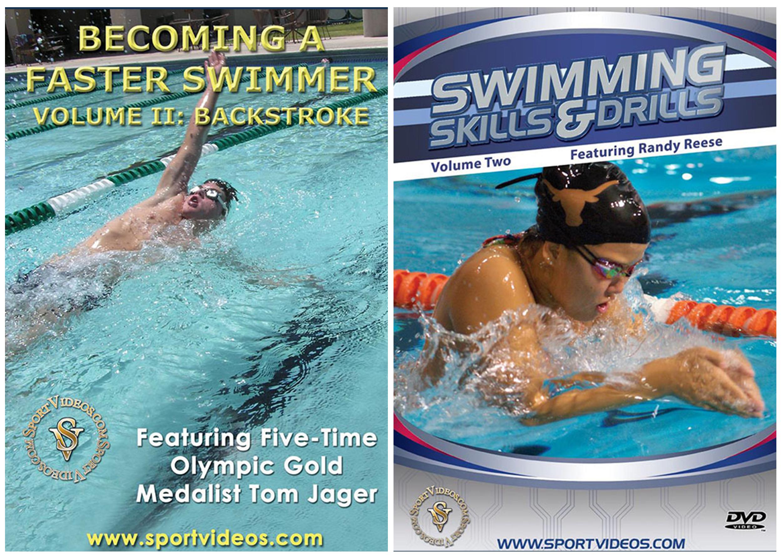 Swimming 2 DVD Set