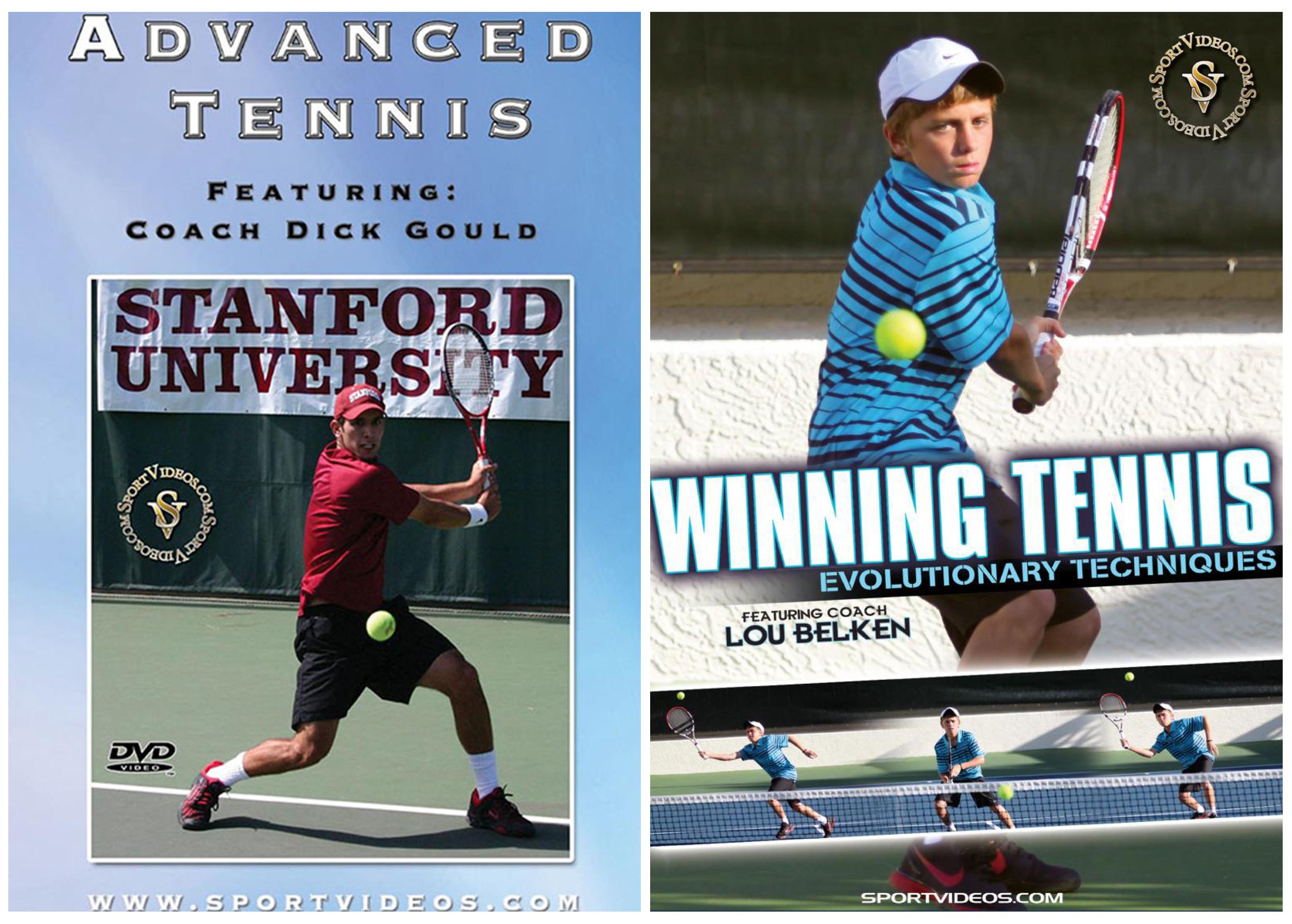 Tennis 2 DVD Set