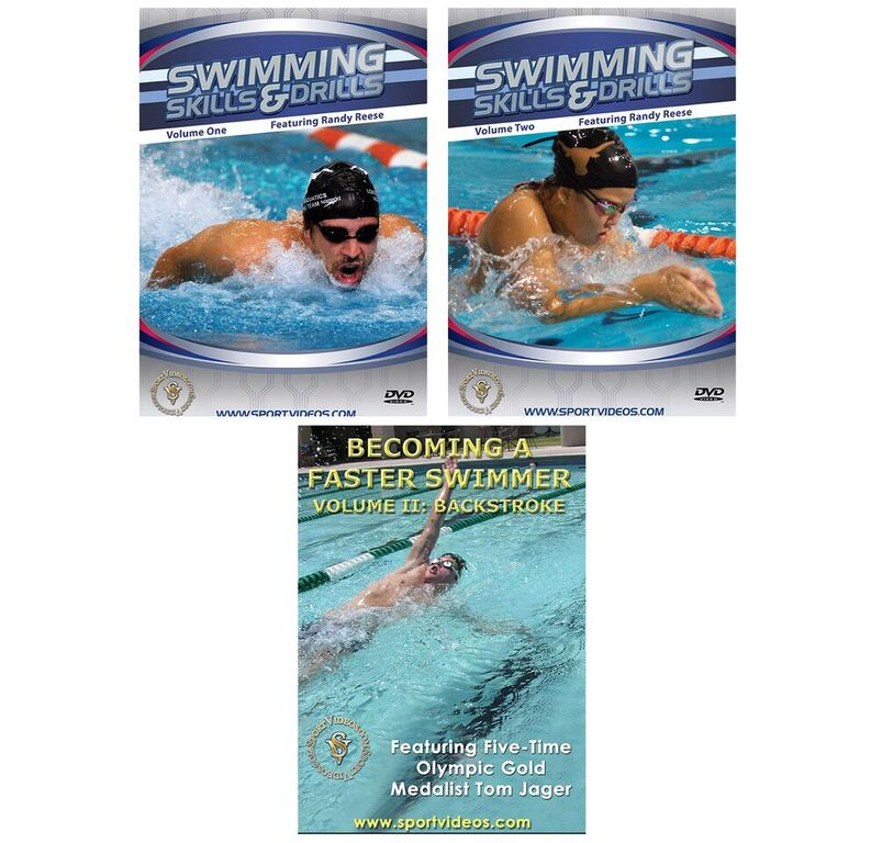 Swimming 3 DVD Set *Summer Sale*
