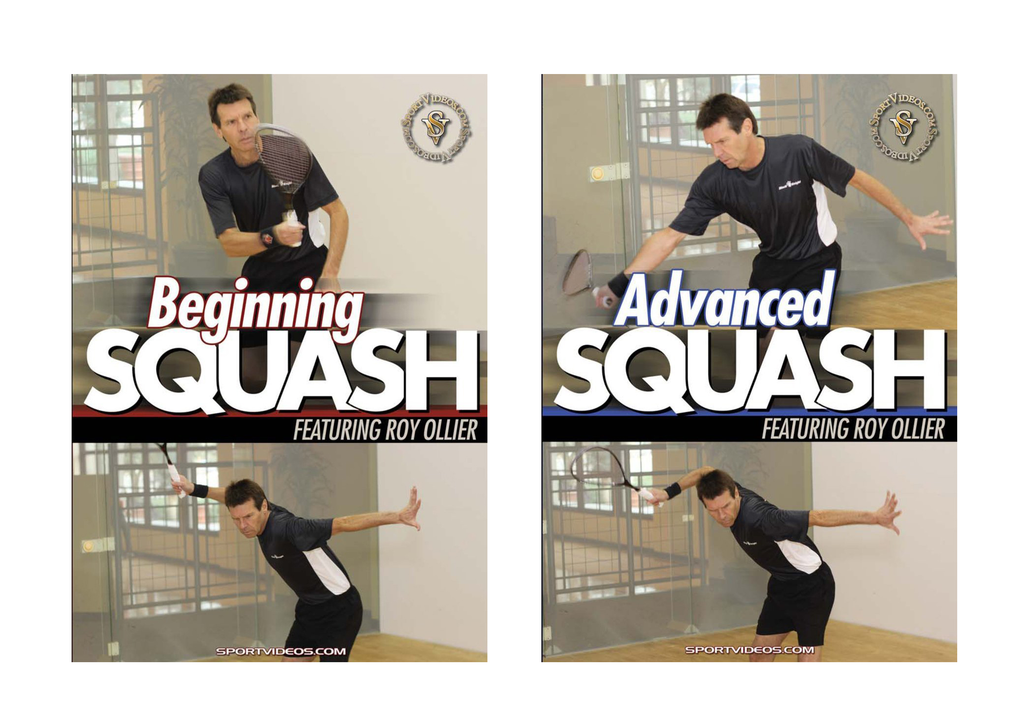 Squash 2 DVD Set or Download - Free Shipping