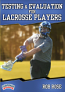 Testing and Evaluation for Lacrosse Players DVDs