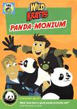 Wild Kratts: Panda-Monium (New DVD) - Free Shipping