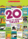 Scholastic Storybook Treasures: The Classic Collection: 20 Back to School tales - Free Shipping