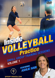 Inside Volleyball Practice: Small Group Training Sessions Vol. 1 Download