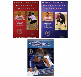 Basketball Defense 3 DVD Set
