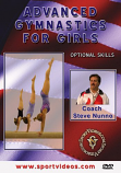 Advanced Gymnastics for Girls DVD or Download - Free Shipping