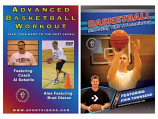 Basketball 2 DVD Shooting and Workout Set - Free Shipping