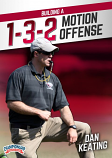 Building a 1-3-2 Motion Offense DVDs