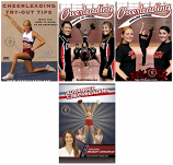 Cheerleading 4 DVD Set
