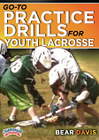 Go-To Practice Drills for Youth Lacrosse DVDs
