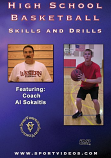High School Basketball Skills and Drills DVD with Coach Al Sokaitis
