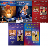 Basketball Offense 5 DVD Set