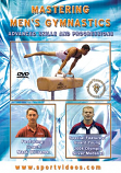 Mastering Men's Gymnastics: Advanced DVD or Download - Free Shipping