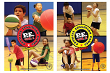 Physical Education Games DVD or Download Set  - Free Shipping