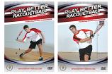 Play Better Racquetball DVD Set - Free Shipping