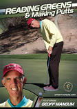 Reading Greens and Making Putts DVD with Coach Geoff Mangum