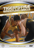 Tiger Style Wrestling Drills: On Your Feet DVD with Coach Brian Smith