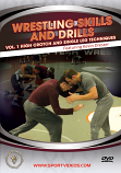 Wrestling Skills and Drills - Vol. 1 High Crotch and Single Leg Techniques DVD or Download