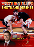 Wrestling Tie-ups, Shots and Defense DVD or Download - 2018 Title