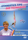 Gymnastics Tips and Techniques - Vol. 1 Bars DVD or Download featuring Coach Mary Lee Tracy (2018 Title)