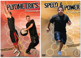 2 Sport Training DVDs Set