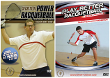 2 Racquetball DVD Set