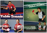 2 Table Tennis DVDs Set