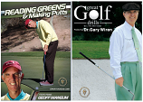 Golf Training 2 DVD Set