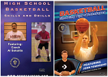 2 Basketball DVDs