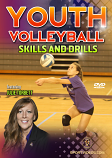 Youth Volleyball Skills and Drills DVD or Download - 2018 Title